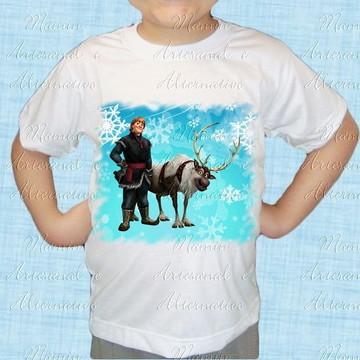 Camiseta divertida Frozen 82