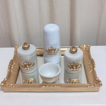 Kit higiene porcelana