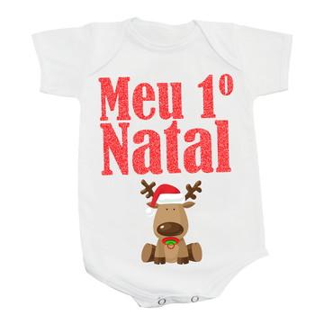 Body Baby Natal e Ano Novo