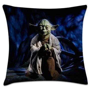 capa de almofada Yoda
