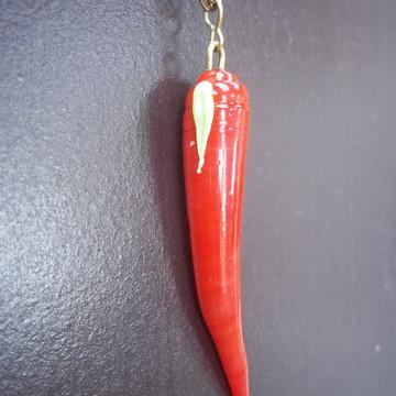 Pingente Pimenta Vermelha