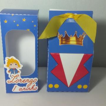 Caixa porta garrafinha Pequeno Príncipe