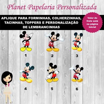 Aplique Mickey