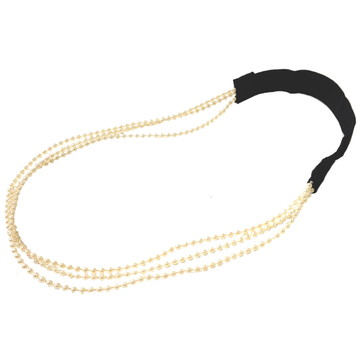 Headband Pérolas