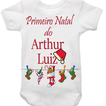 Body Personalizado Natal