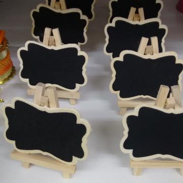 Mini cavalete