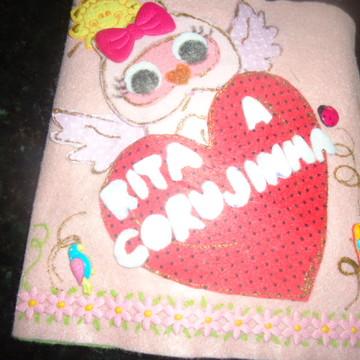 "Meu Livrinho - ""Rita, a Corujinha'"