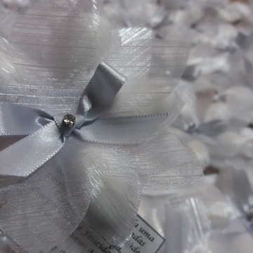 amêndoas na flor lótus casamento