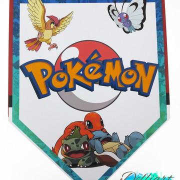 Bandeirola - Pokemon
