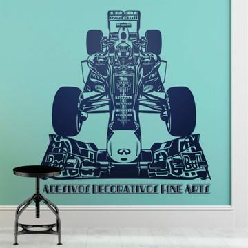 Adesivo Formula 1