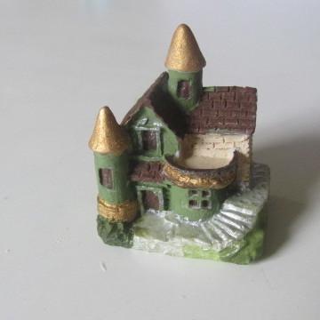 Castelo para mini jardim