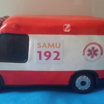 fab4230d72 Ambulancia do Samu