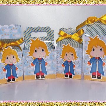 Kit de caixinhas Pequeno Príncipe