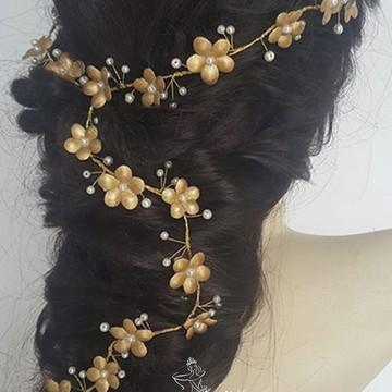 Fio Floral ou headband Gisele