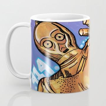 Caneca C3PO - Droid
