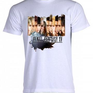 Camiseta Final Fantasy XV - 13