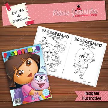 Livro de Atividades Dora a Aventureira