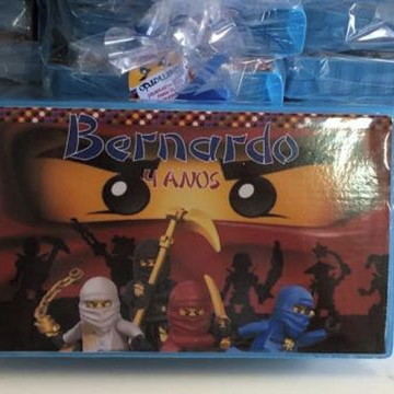 Kit Pintura Lego