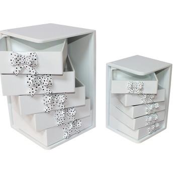 Conjunto de Porta jóias Articulado