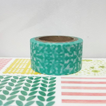 Washi Tape verde- Recollections - W00782