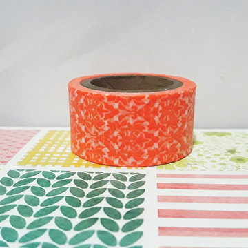 Washi Tape floral - Recollections - W00782a