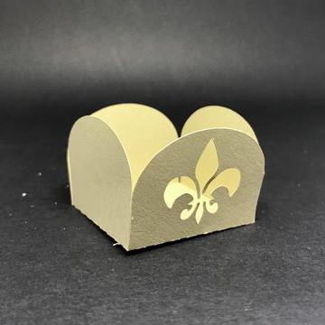Forma de doce flor lis
