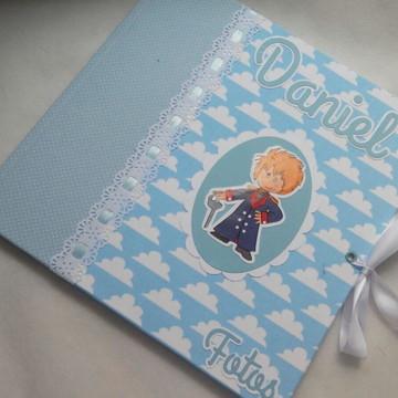 Diario do bebe o pequeno principe