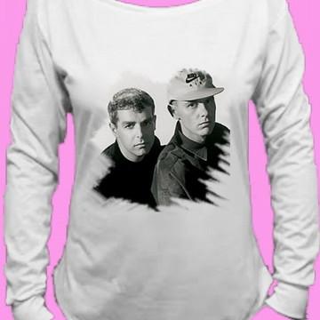 Camiseta Pet Shop Boys Canoa Longa 1
