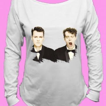 Camiseta Pet Shop Boys Canoa Longa 2