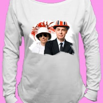 Camiseta Pet Shop Boys Canoa Longa 4