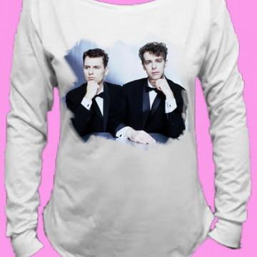 Camiseta Pet Shop Boys Canoa Longa 5