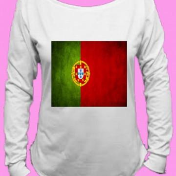Camiseta Portugal Canoa Longa 1