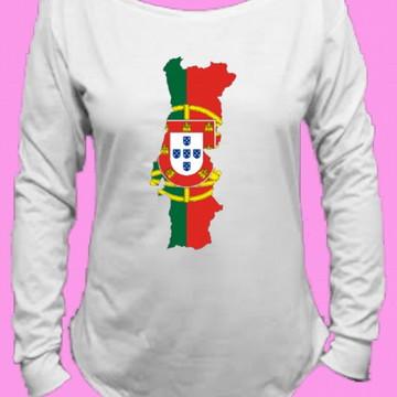 Camiseta Portugal Canoa Longa 3