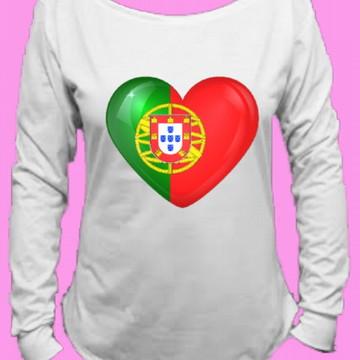 Camiseta Portugal Canoa Longa 4