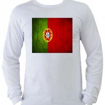 Camiseta Portugal manga longa 1