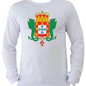Camiseta Portugal manga longa 2