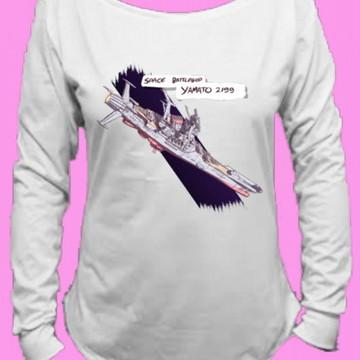 Camiseta Patrulha Estelar Canoa Longa 1