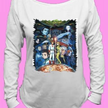 Camiseta Patrulha Estelar Canoa Longa 3