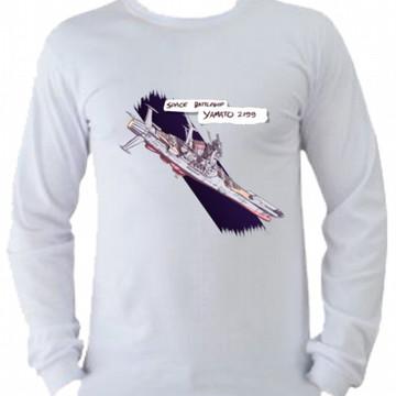 Camiseta Patrulha Estelar manga longa 1