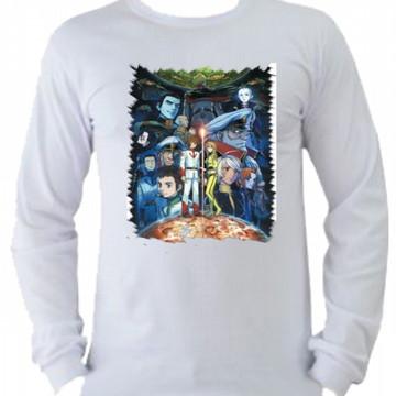 Camiseta Patrulha Estelar manga longa 3