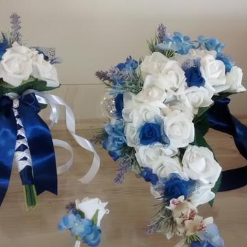 Bouquet Di Cascata & Mini Bouquet