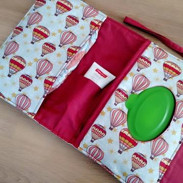 Necessaire Porta Fraldas Balão