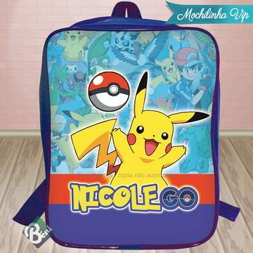 Mochilinha Vip Pokémon