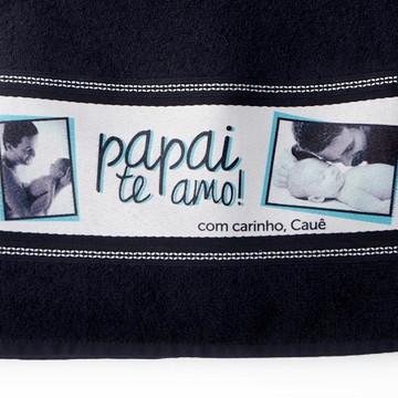 Toalha de Banho Faixa Personalizada