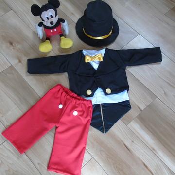 Fantasia Mickey Magico Super Luxo