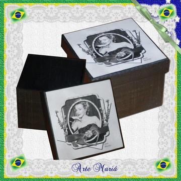 caixa de mdf marilyn monroe