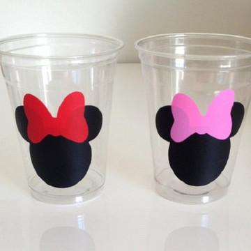40 Und Adesivos Minnie Mouse Decoração Minie