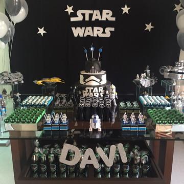 Forminhas Festa Star Wars
