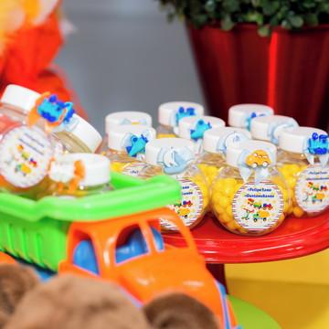 Mini baleiro brinquedos