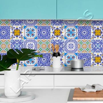 Adesivo de Azulejo - Ref 004